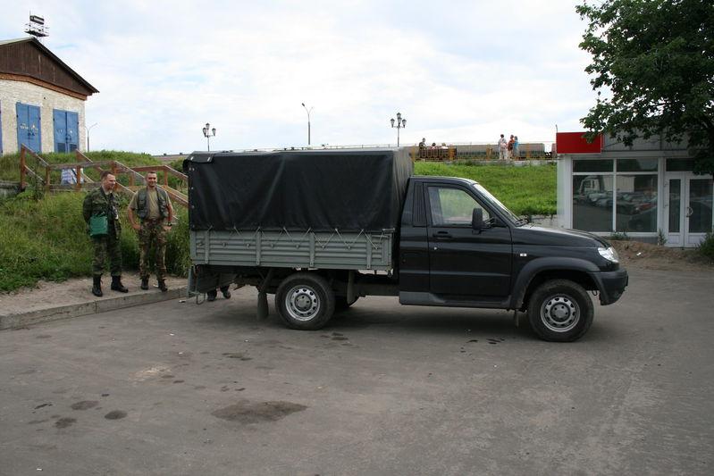 УАЗ Патриот - пикап